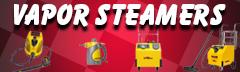 We Have Vapor Steamers!