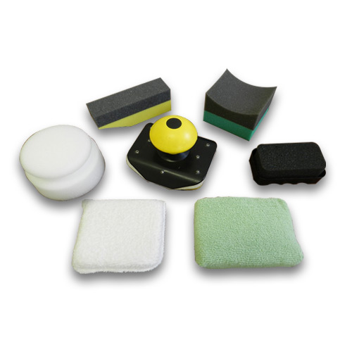 DRESSING & WAX APPLICATORS