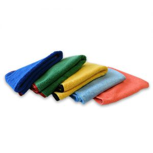 MICROFIBER TOWELS & PRODUCTS FOR AUTO DETAILING
