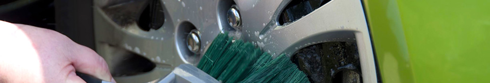 Auto Detailing Brushes