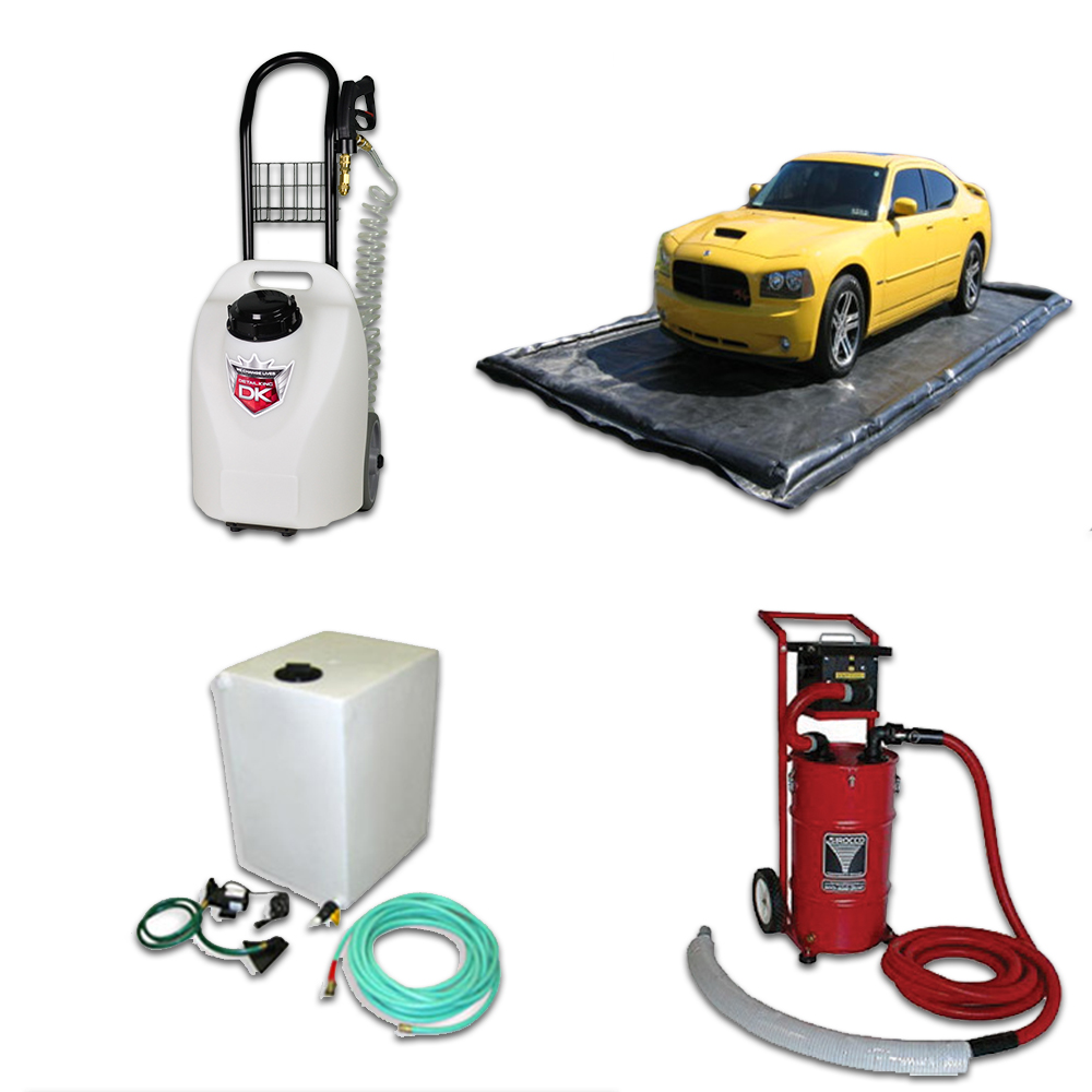 Eco Friendly Products & Equipment