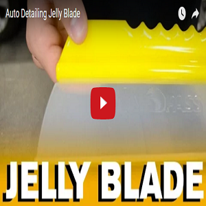 Auto Detailing Jelly Blade