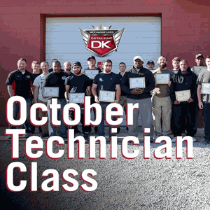 October Technician Class 2016