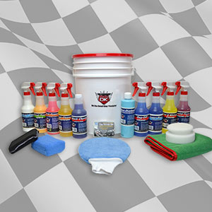 CAR CARE PRODUCTS FOR ENTHUSIASTS