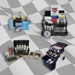 AUTO RECONDITIONING KITS & SUPPLIES