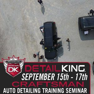 Student Reviews – September 15th – 17th Craftsman Auto Detailing Training Seminar!