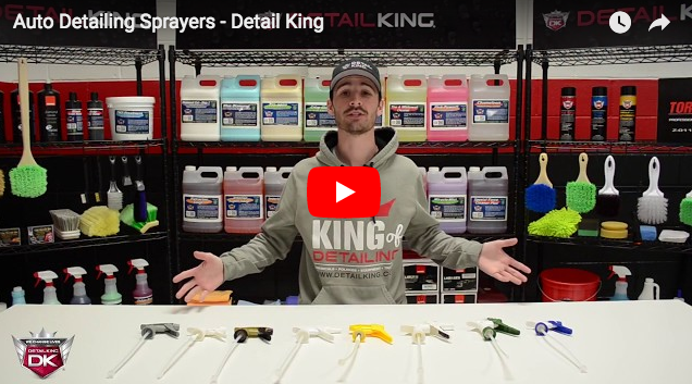 Auto Detailing Sprayers – Detail King