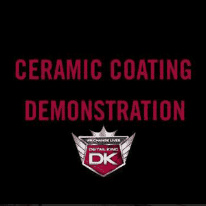Ceramic Coating Demonstration