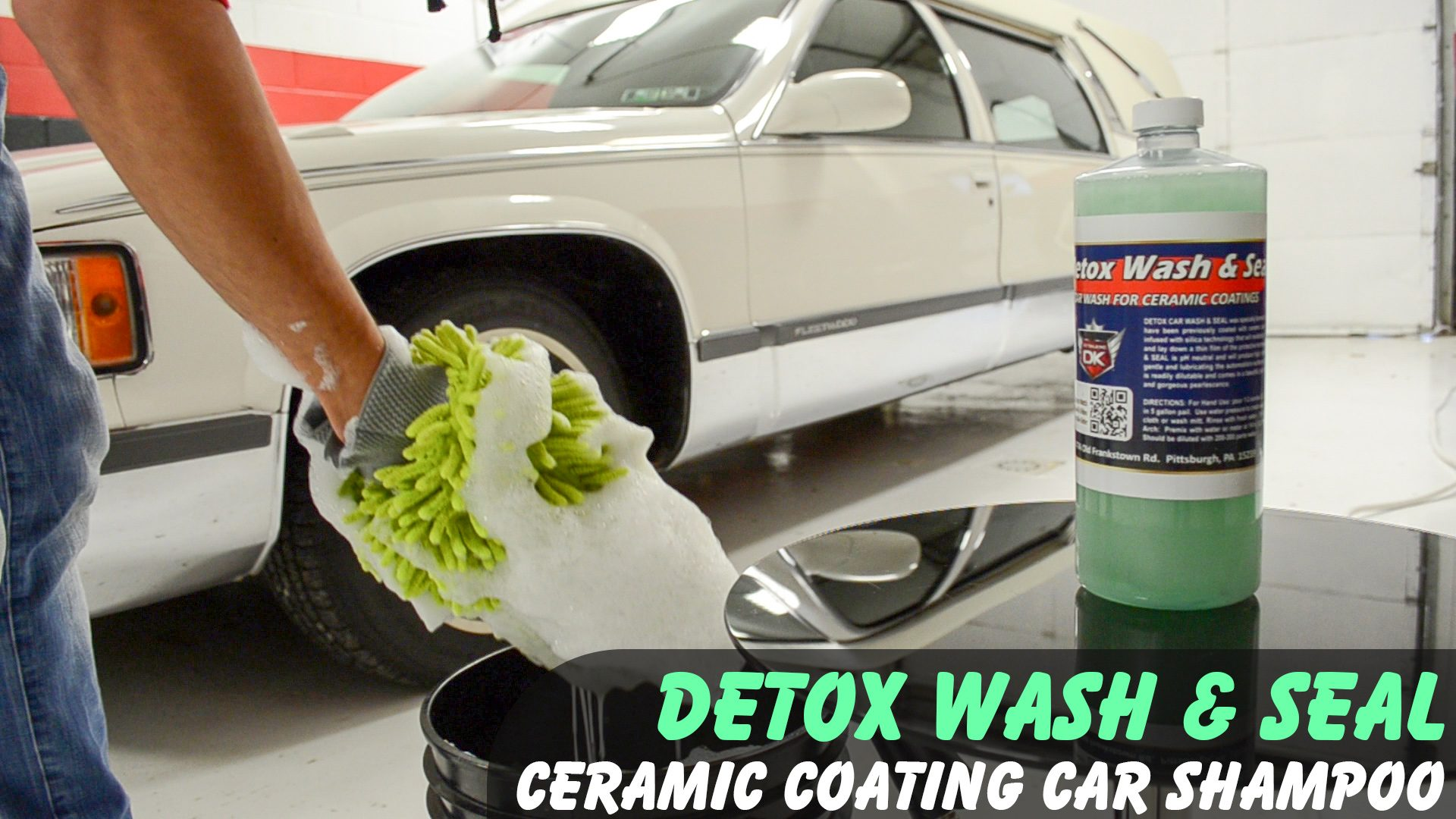 Detox Wash & Seal for Ceramic Coatings