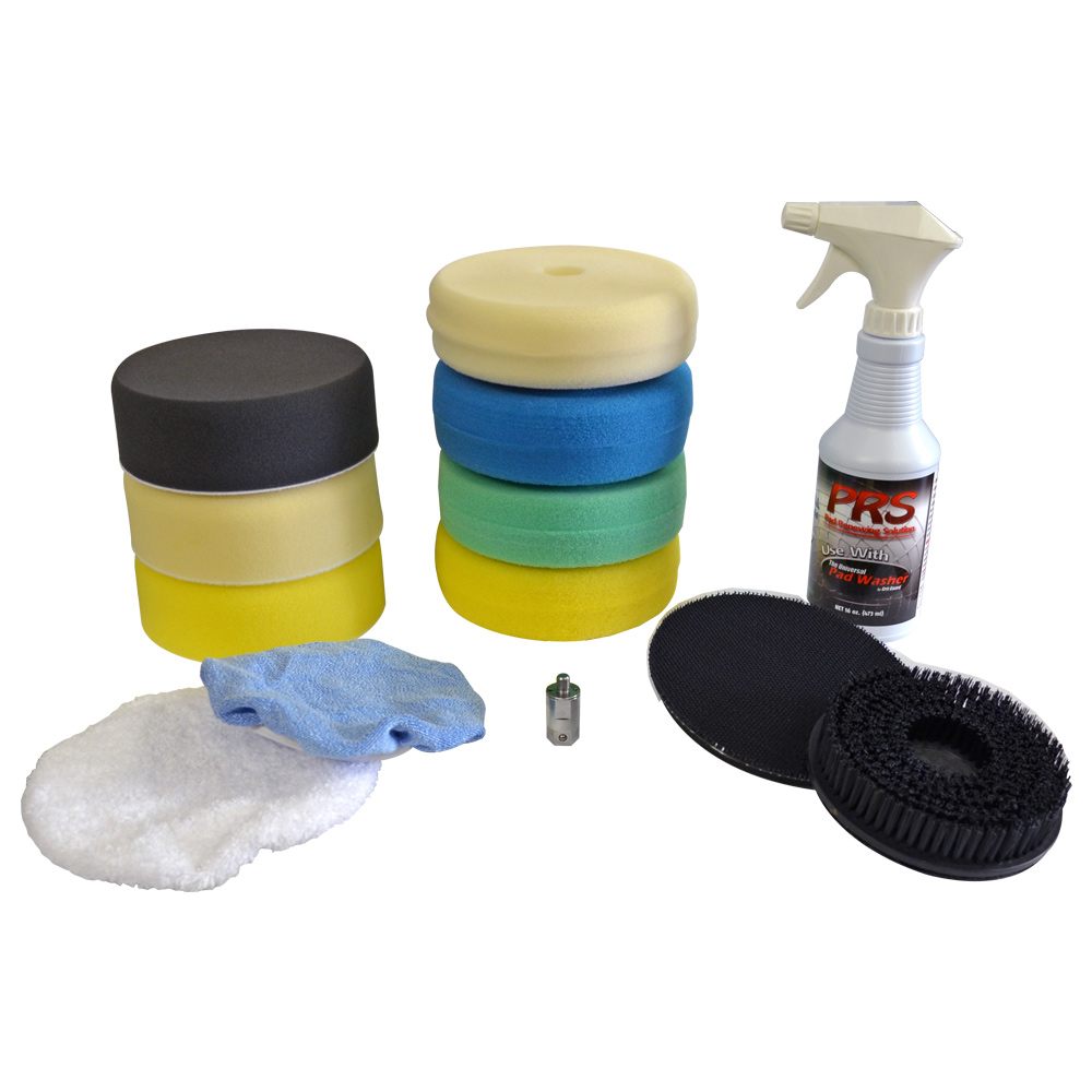 Porter Cable Pads & Accessories