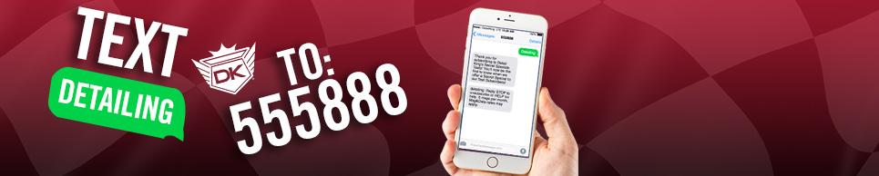 Secret Specials Text Alerts