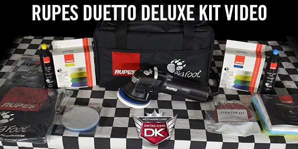 Rupes LHR 12E Duetto Deluxe Kit