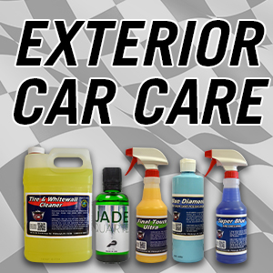 Exterior Chemicals, Polishes & Coatings