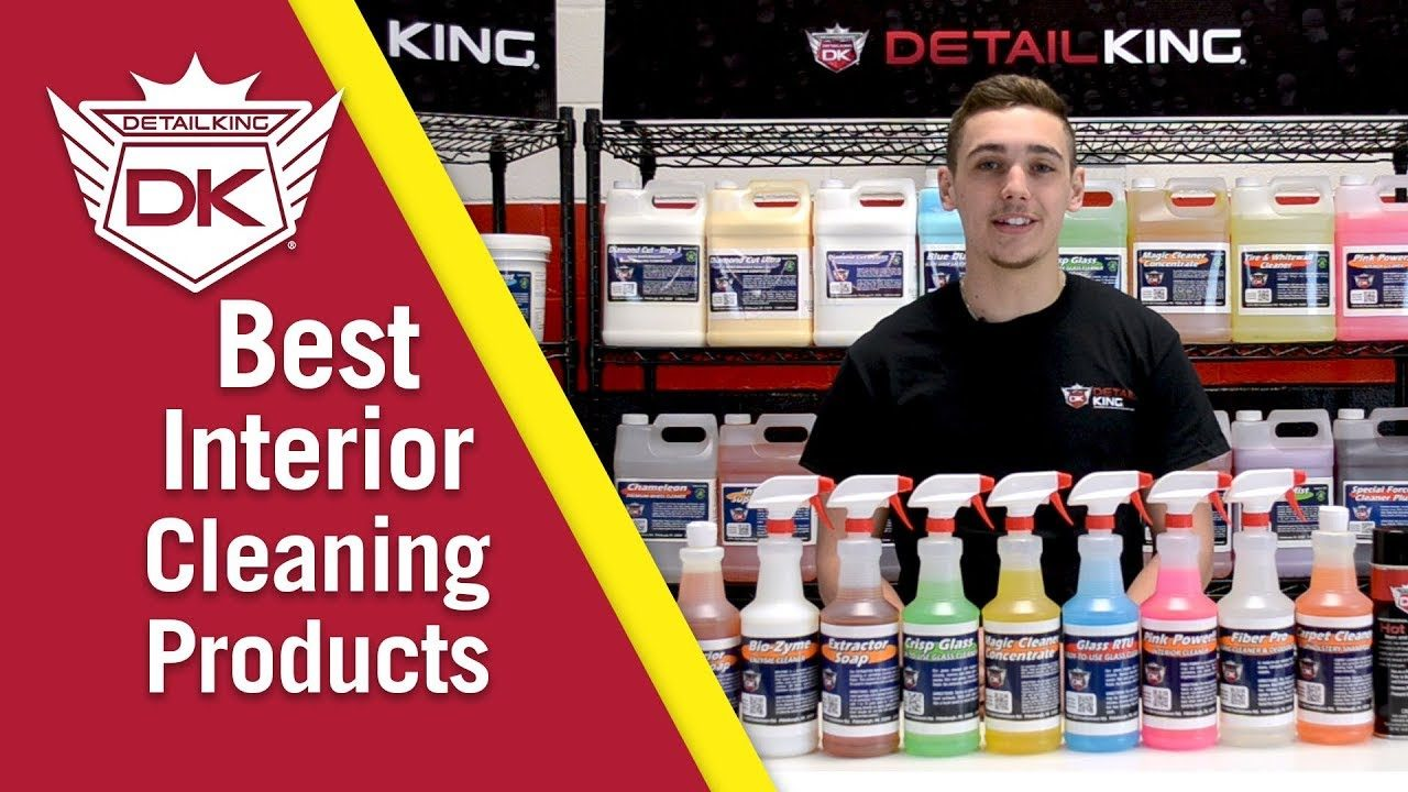 Best Interior Car Care Products!