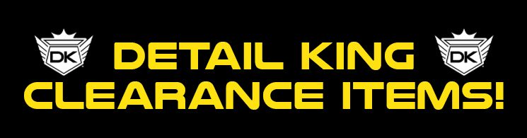 Detail King Clearance Items!