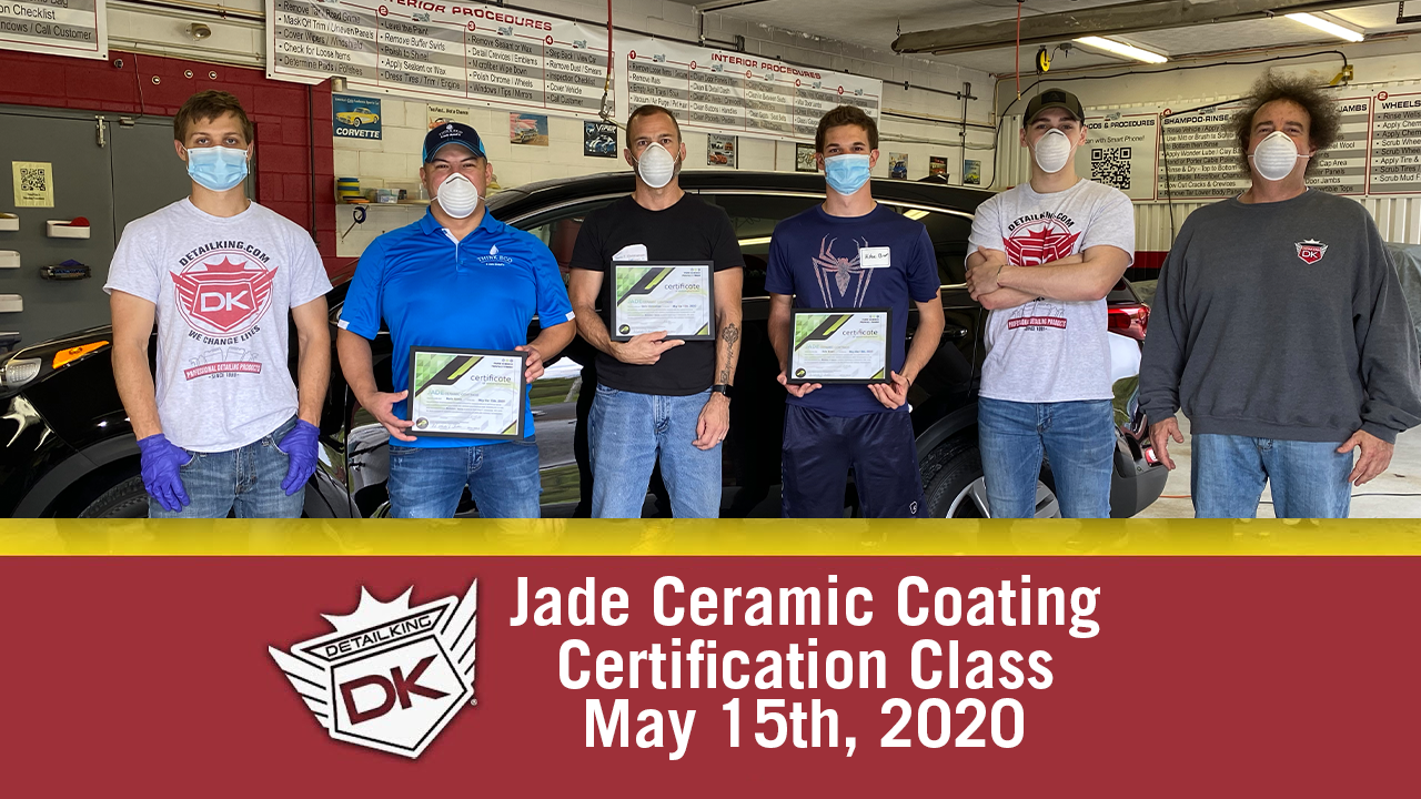 Jade Seminar May 15th 2020
