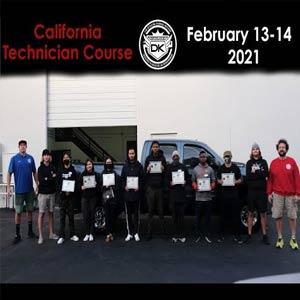 Technician 2 Day Seminar February 2021